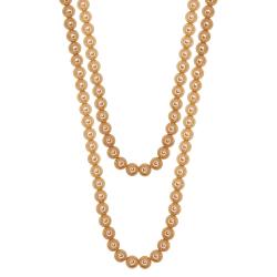 Set perle naturale din scoica 6mm  -  Perle naturale