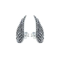 Cercei argint angel