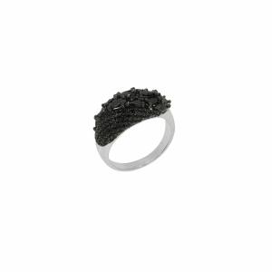 Inel argint pietre zirconiu - 641116