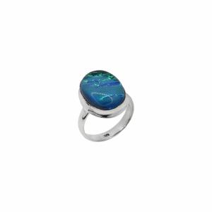 Inel argint clasic - 648511