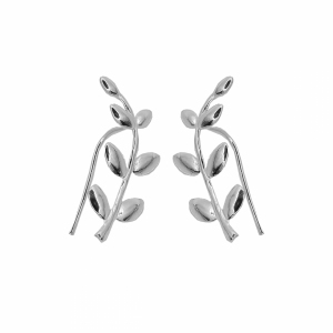 Cercei argint abstract - 636860