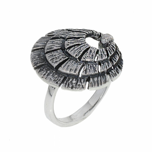 Inel argint lucrat manual - 558988*