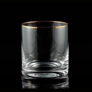 Set 6 pahare whisky 410ml crystalite bohemia
