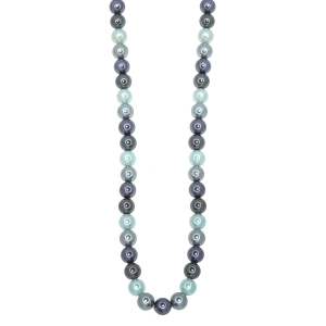 Set perle naturale din scoica 8mm