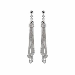 Cercei argint chandelier - 572762x*