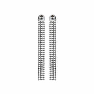 Cercei argint geometrici - 568796*