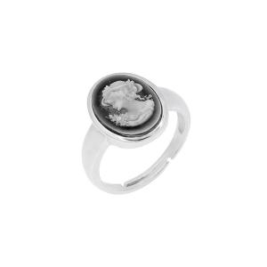Inel argint vintage
