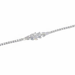 Bratara argint zirconiu - 565979*