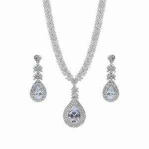 Set argint zirconiu - 565856x*