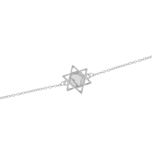 Bratara argint star