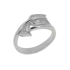 Inel argint artega