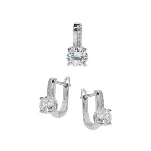 Set argint classico