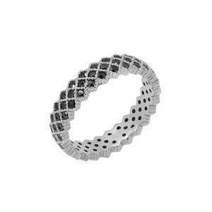 Inel argint zirconiu createra -  Argint Zirconiu