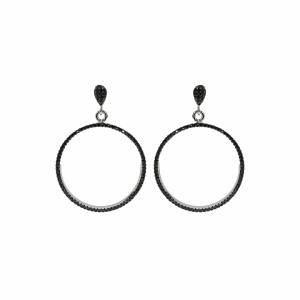 Cercei argint zirconiu - 588961*