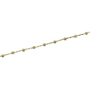Bratara aur 14K geometrica