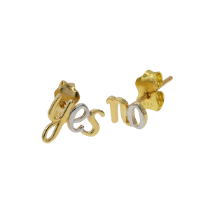 Cercei aur 14k