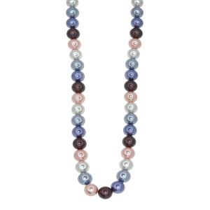 Set perle naturale din scoica 8mm -  Perle naturale Set
