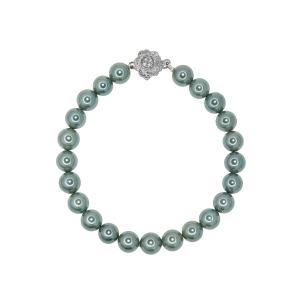 Set perle naturale din scoica 8mm -  Perle naturale 8 mm