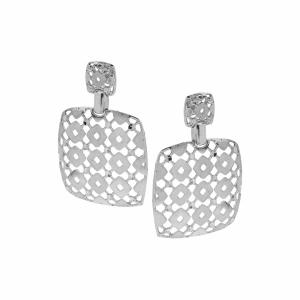Set argint abstract geometric - 599370*
