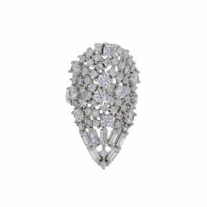 Inel argint zirconiu - 599127*
