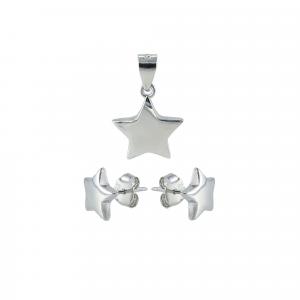 Set argint star