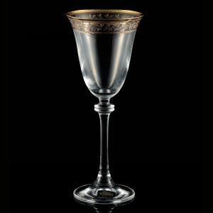 Set 6 pahare vin 185ml crystalite bohemia alexandra