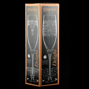Pahar sampanie 180ml crystalite bohemia