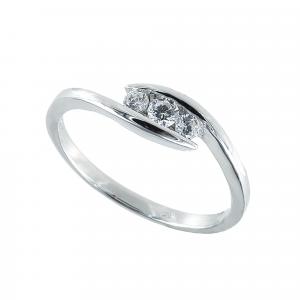 Inel argint zirconiu -  Argint Zirconiu