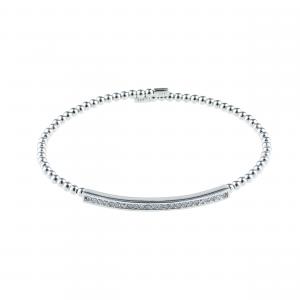 Bratara argint zirconiu elegant