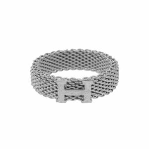 Inel argint  - 603015