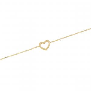 Bratara aur 14K heart