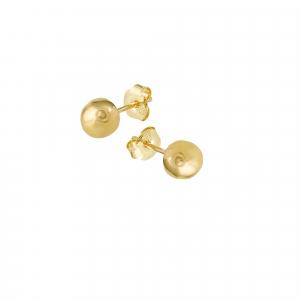 Cercei aur 14k classico