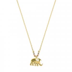 Lant aur 14K elefant