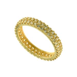 Inel aur 14K elegant