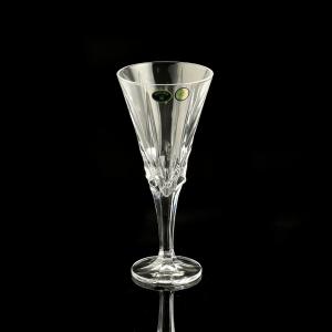 Set pahare vin cristal bohemia