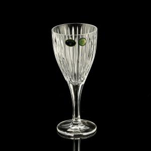 Set pahare vin cristal bohemia skyline