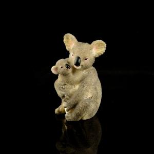 Statueta koala rasina