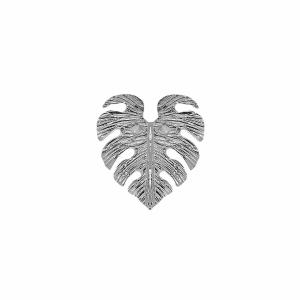 Pandantiv argint frunza monstera - 648832