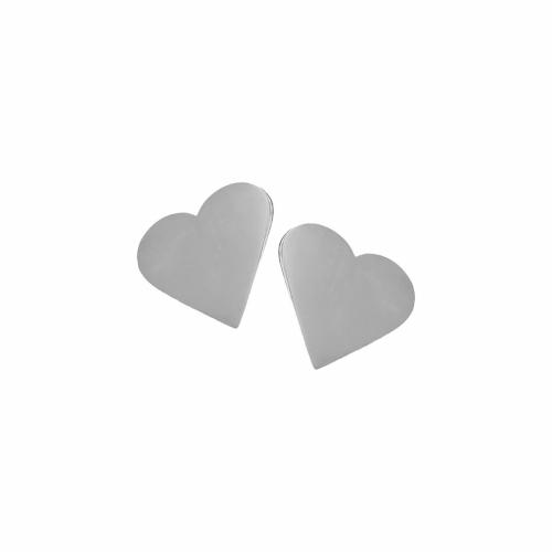 Cercei argint inima - 647835