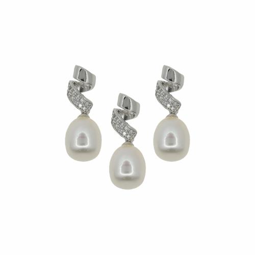 Set argint perla - 639311