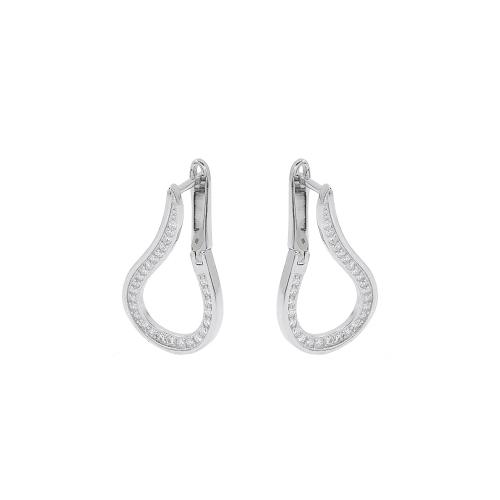 Cercei argint zirconiu veloce - 5000000655649