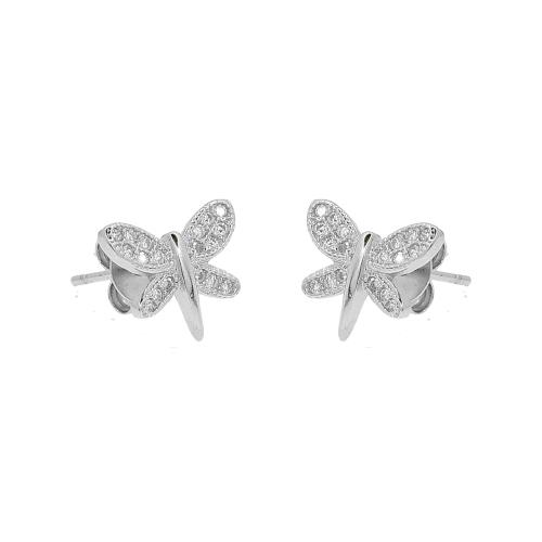 Cercei argint shine butterfly - 5000000655717