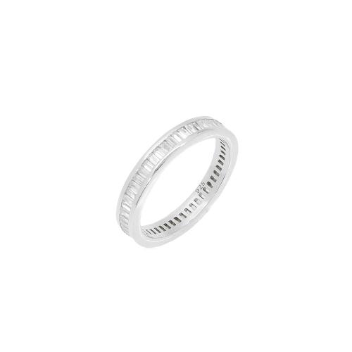 Inel argint zirconiu - 5000000656448