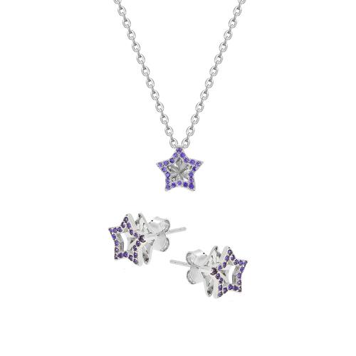 Set argint setra - 5000000658503 Argint Zirconiu Mov