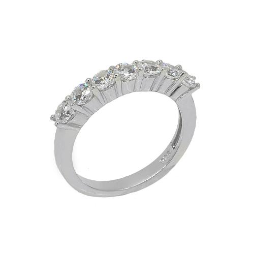 Inel argint petra - 5000000657810 Argint Zirconiu