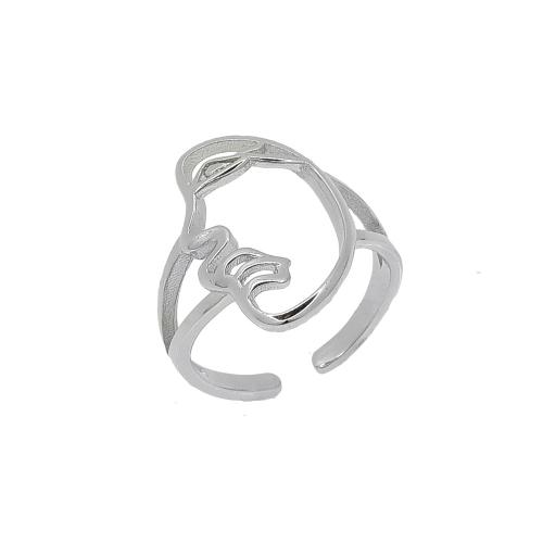 Inel argint humano due - 5000000661992
