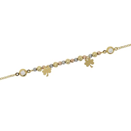 Bratara aur 14K charms - 2902628034703