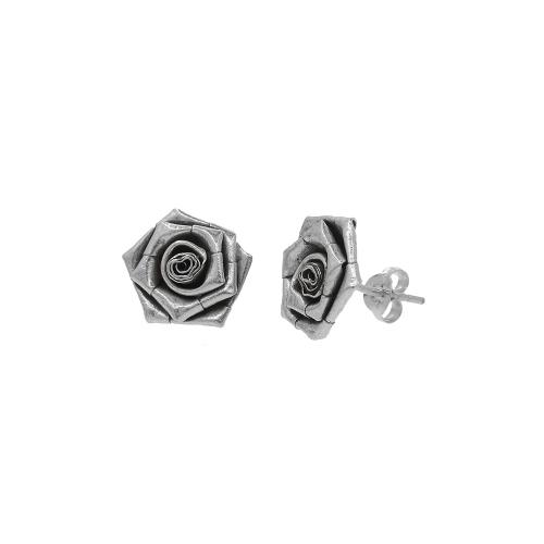 Cercei argint rose- 5000000672288