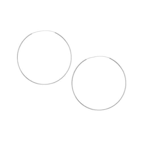 Cercei argint creole - 5000000674145