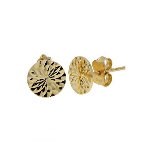 Cercei aur 14K geometrici - 2920150013201